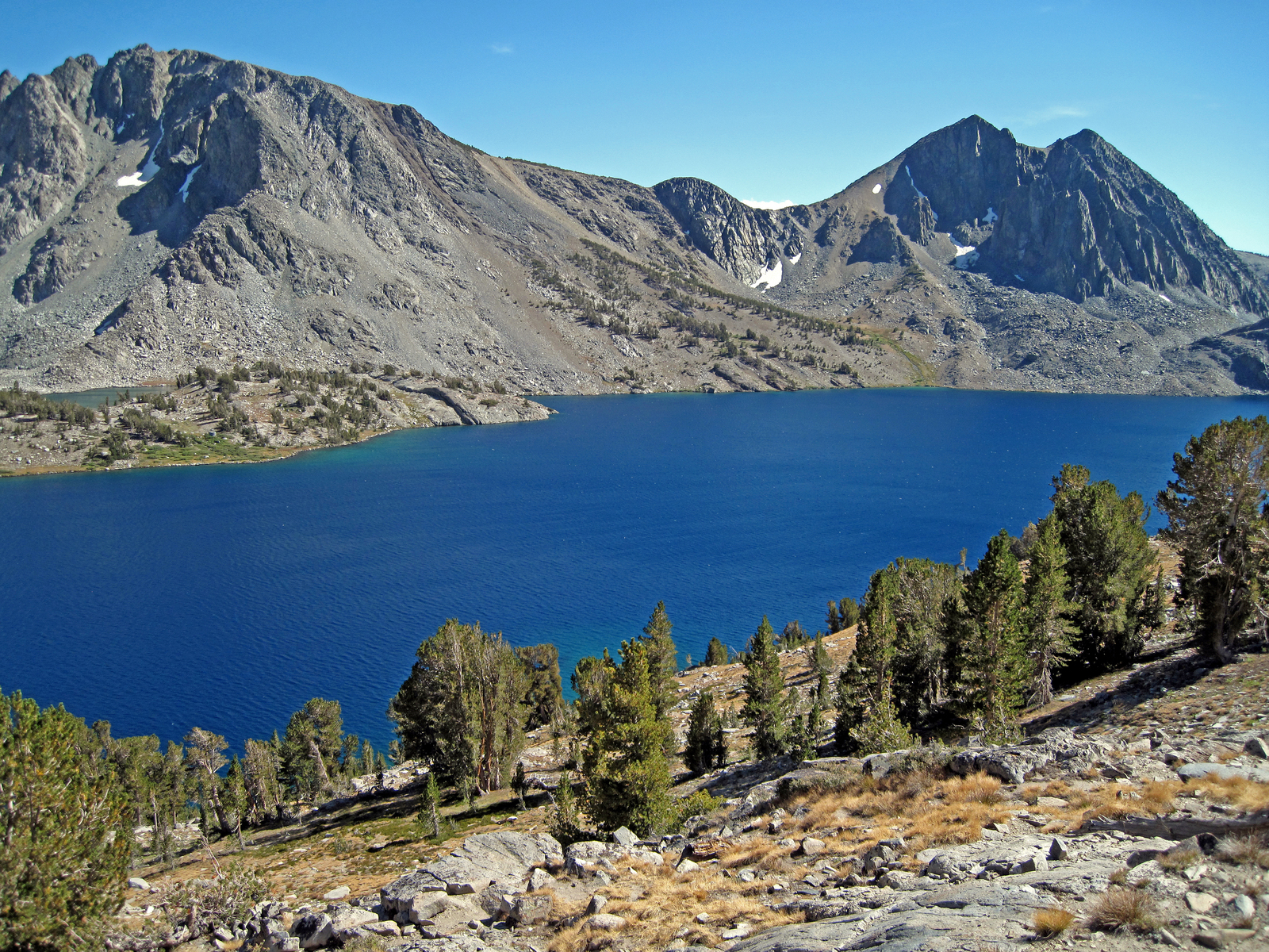 John Muir Wilderness, near Mammoth Lakes, California