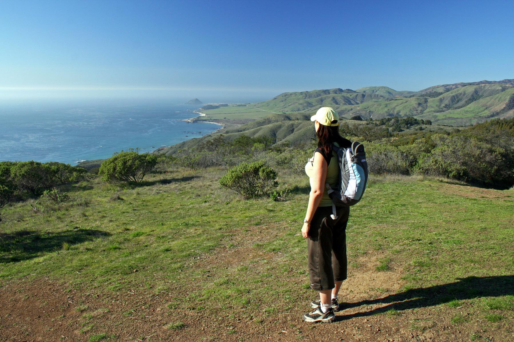 Andrew Molera State Park, Big Sur coast, California