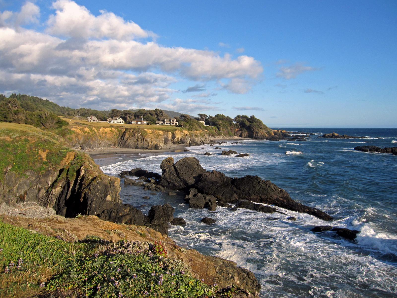 Sea Ranch, Sonoma County coast, California